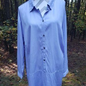 J. Jill curved hem tunic size 4X
